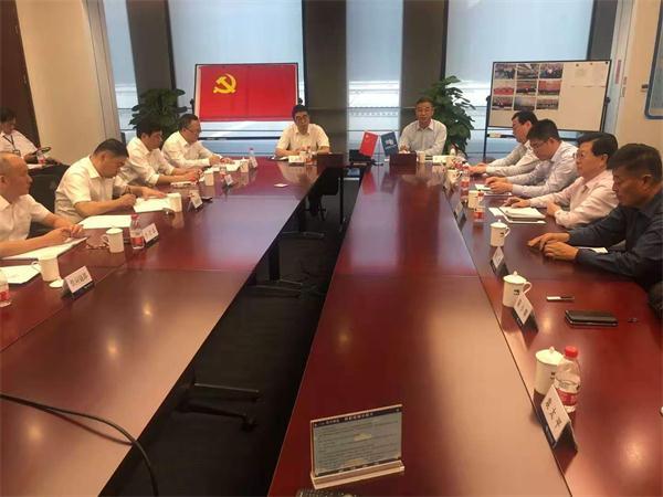 中电建协组织开展配网工程施工管理调研